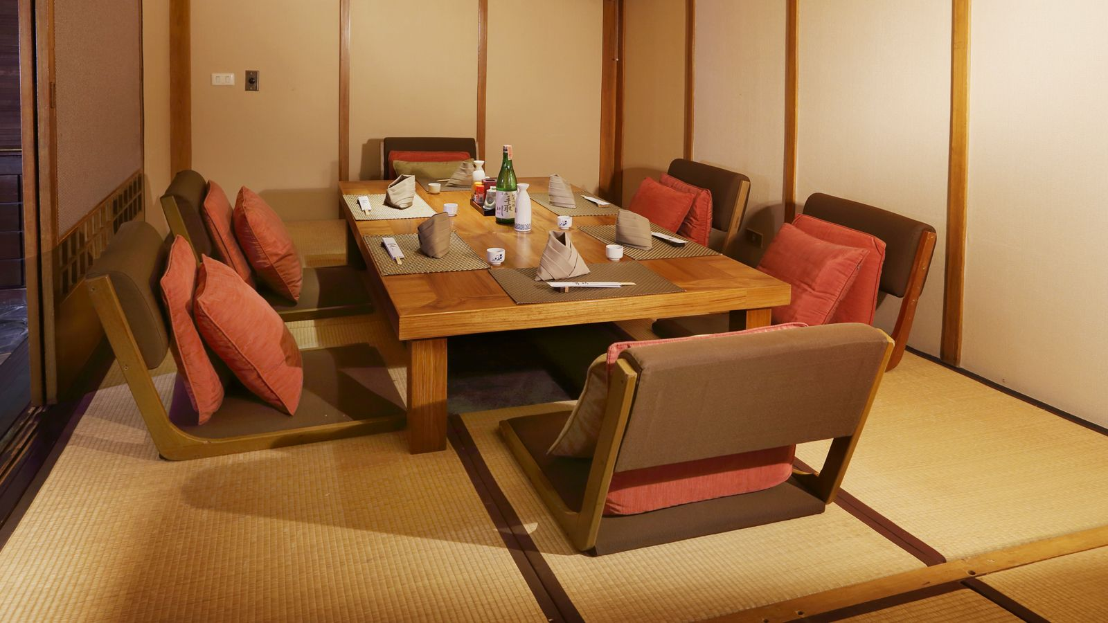 Private Tatami Room